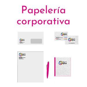Papelería Corporativa